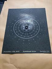 Tool Poster November 11 2019 Toronto by Joyce Su