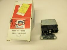 NOS 1980 1981 Corvette 1977 1978 1979 1980 1982 Chevrolet Truck AC Cut Out Relay