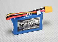 LOSI MINI SCT UPGRADE LIPO BATTERY 1600mAh 2S 7.4V XT60 TURNIGY LOSB1212 TRUCK
