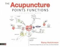 The Acupuncture Points Functions Colouring Book 9781848192669   Brand New
