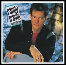 RANDY TRAVIS - ALWAYS AND FOREVER CD Album ~ 80's COUNTRY ~ MY HOUSE +++ *NEW*