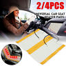 2Pcs 12V Universal Carbon Fiber Auto Car Seat Heating Heated Pad Heater Warmer