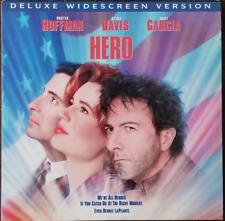 LASERDISC Movie: HERO - Dustin Hoffman, Geena Davis, Andy Garcia - Collectible