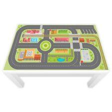 Spielfolie für LACK Tisch klein Stadtleben (Möbel nicht inklusive)