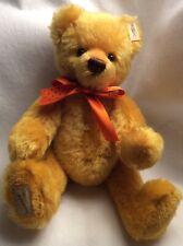 """""""Hieronymous� Deans Rag Book Mohair Bear 2006 Limited Edition"""