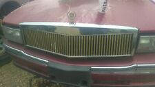 1994-1996 CADILLAC DEVILLE E&G GOLD WITH  CHROME GRILLE GRILL 94 95 96