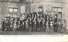 Gainsborough. Executive Council & Wardens of the Gainsborough Habitation.