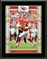 "Patrick Mahomes Kansas City Chiefs 10.5"" x 13"" Player Sublimated Plaque"