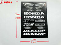 Motorcycle Vinyl Decals Sticker Graphic Set Autocollant Adesivi for Honda Racing