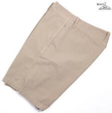 Diesel Khaki Colorati Shorts di Cotone Taglie 38
