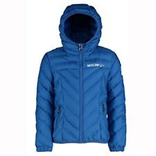 NICKELSON Herren Winterjacke Blouson Kapuze GINO Cobalt Blau M