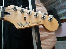 More details for fender stratocaster 6 string electric guitar - white
