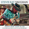 STEVIE RAY VAUGHAN New Sealed 2018 UNRELEASED NEW YEAR'S EVE 1986 CONCERT CD