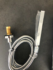 Vad Mini Single Function Shower Head And Hose