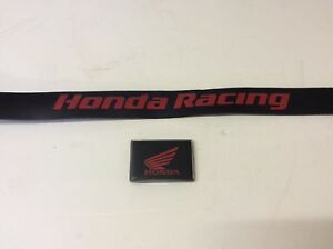 TROY LEE DESIGN HONDA RACING BELT XL 42-44