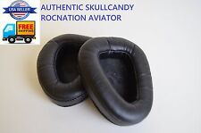 2X Skullcandy Rocnation Aviator Ear Cushions Ear muffs Ear Pads 100% Authentic