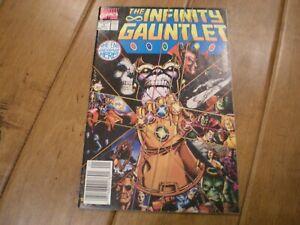 Infinity Gauntlet #1 of 6 (1991 Series) Marvel Comic Jim Starlin VF/NM