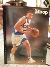 HOOP Print---BOB SURA 1997-98 (Cleveland Cavaliers)