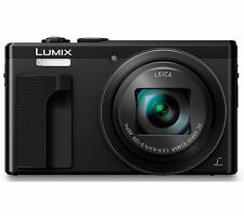 Panasonic Lumix DMC-TZ80 Digital Camera 18.1MP 60 x Zoom 4K 3-Inch LCD Black