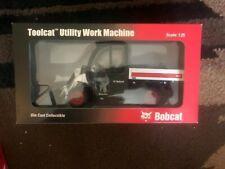 Bobcat Toolcat Utility Work Machine Diecast Scale 1