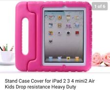 Stand Case Cover for iPad mini,2,3,4 US SELLER Kids Drop resistance Heavy Duty