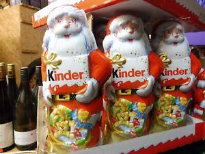 Ferrero Weihnachtsmann 160gr. Größe 20cm
