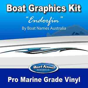 Boat Graphics Kit - Endorfin