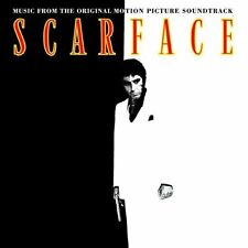 SCARFACE CD - ORIGINAL MOTION PICTURE SOUNDTRACK (2003) - NEW UNOPENED