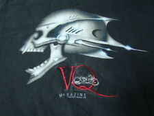 bac88cee505575 Houston TX Easyriders t-shirt embroidered VQ magazine skull XXL Harley  EPS17199