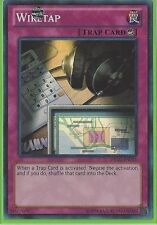 *** WIRETAP *** SUPER RARE 3 AVAILABLE! DRLG-EN035 YUGIOH! MINT/NM