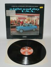 Night And Day U.S.A., A Rock And Roll Recollection - Vinyl Compilation LP - EX
