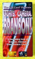 Lights, Camera, Branson! ~ New VHS Movie ~ Branson Missouri Country Music Video