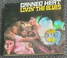 Living the Blues von Canned Heat (1987)  0724352277322