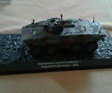 Miniature IXO Altaya  spahpanzer luchs germany 2000