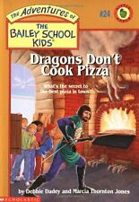 Dragons Dont Cook Pizza (The Adventures of the Ba
