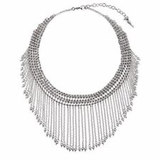 Chloe Isabel Waterfall Statement Collar Necklace