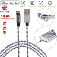 Apple MFI Certified Lightning Data Sync Charge Cable For iPhone X 8 7 6S Plus 11