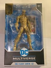 The Flash Earth -52 McFarlane Toys DC Multiverse Gold Label Action Figure NEW