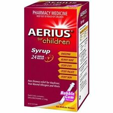 Syrup Over-the-Counter Cold & Flu Medicine