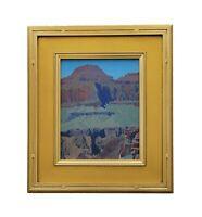 Matthew M Reynolds Listed Grand Canyon Landscape Oil Painting Southwest Fine Art