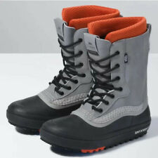 2021 Vans Sam Taxwood Standard MTE Snow Boots Gray/Black 11