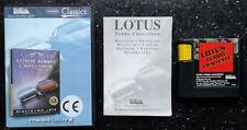 Lotus Turbo Challenge - Sega Mega Drive - Boxed & Complete!