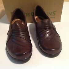 Earth Orgins Rochester Bootie Brown Size 7 EUC