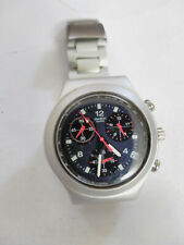 Swatch Irony Swiss Chronograph Watch AG-2000 - working good, new battery