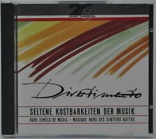 Divertimento - Thorofon Sampler - W.Germany Full Silver PDO CD