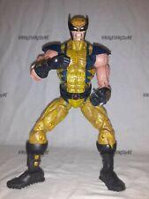 """X-MEN MARVEL LEGENDS ICON Wolverine Masked Variant 12"""" Action Figure 2006"""