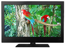 New Curtis 19-Inch Flat Panel LED HD TV, 1080i
