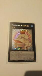 Toadally Awesome (Secret Rare) : INOV-EN052 - Yu-Gi-Oh!