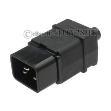 5 x IEC320 C20 Power Cable Cord Connector C20 Male Plug