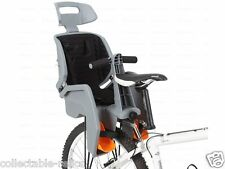 "Beto Deluxe Baby Seat Child Carrier Bike Alloy Rack Pannier Hybrid 700c 28"" Disc"